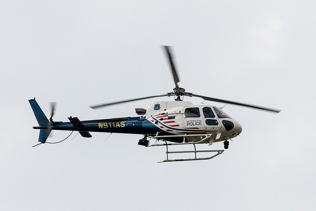 Metropolitan Police Department: Air Support Unit