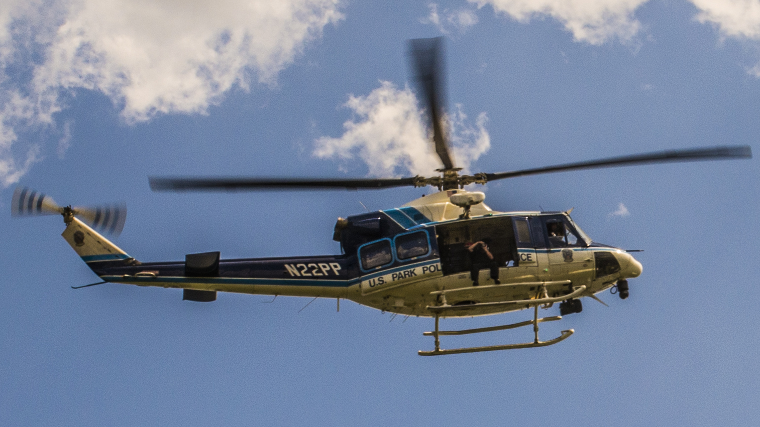 Park Police Helicopter